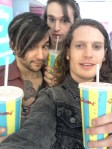 I introduced the boys to shakeaway!